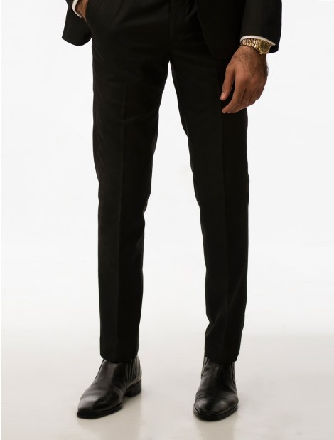 FORMAL BLACK PANTS
